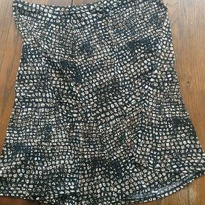 Worthington Skirts - 1X Below the Knee Worthington Skirt